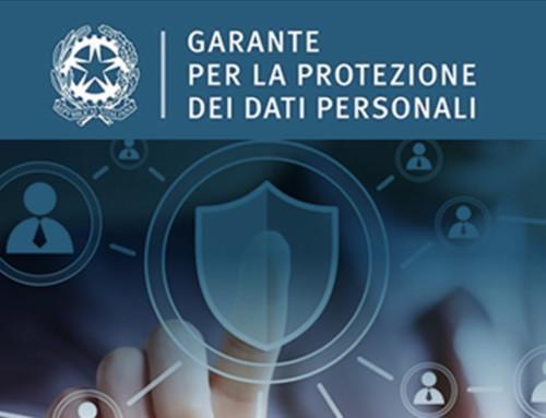 Processo amministrativo telematico: via libera del Garante privacy